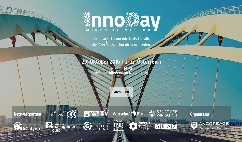 InnoDay - Praxisforum für Innovation - InnoDay
