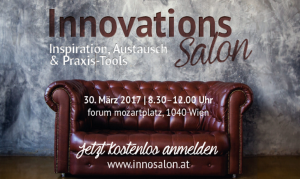InnovationsSalon, 30.3.2017