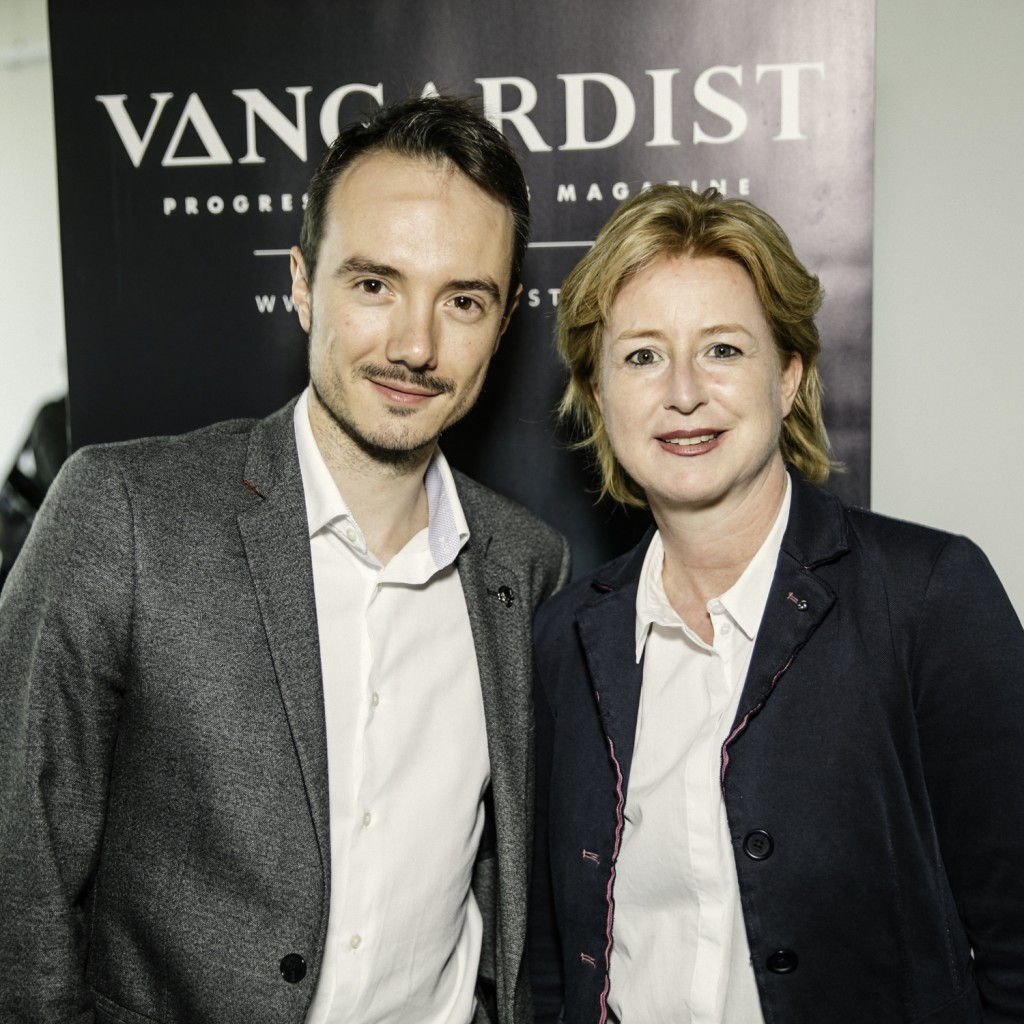 UNTEN Roundtable, 18.7.2017, des Digital Hub Vienna in Kooperation mit Vangardist Magazine und weXelerate, Foto by Martin Darling